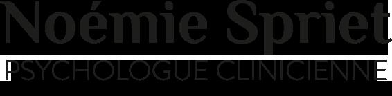 Noémie Spriet Retina Logo